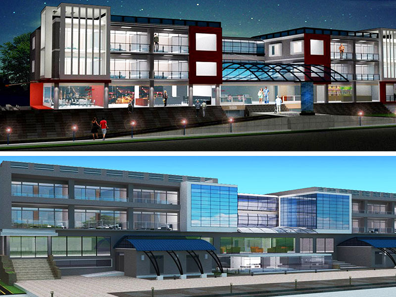 architecture building design. Pradip Agarwal Architecture Building Design